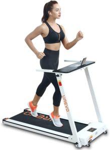 UREVO Foldable Treadmills for Home