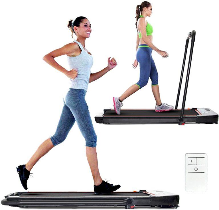 Runsport under desk treadmill
