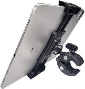 tablet holders for treadmill