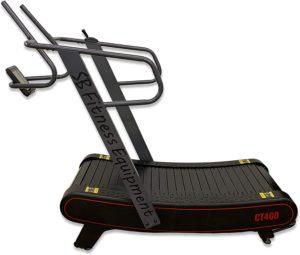 training running pad