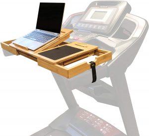 wooden laptop holder desk