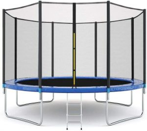 large trampoline for outdoor