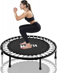 trampolines for home use