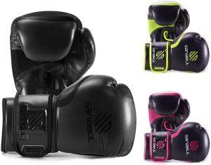 Boxing Kickboxing Punching Bag Gloves