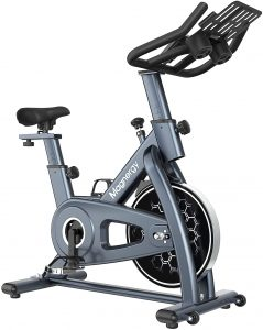 Stationary Bike With LCD