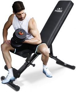 weight lifting benches