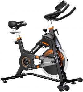 resistance spin bikes