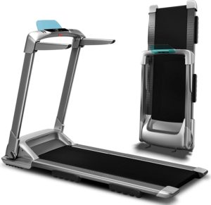 Ovicx foldable lightweight treadmill