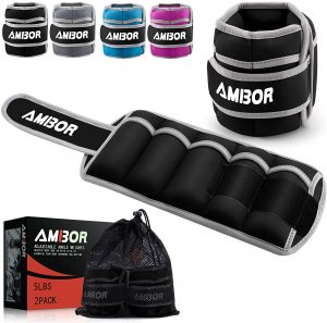 Adjustable Ankle Weights