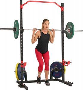 weightlifitng rack