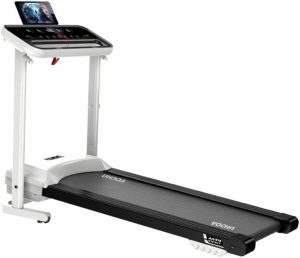 Folding Electric Treadmill for Home Jogging