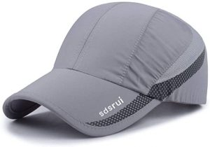 outdoor sun protection hats for running