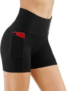 short yoga pants for women