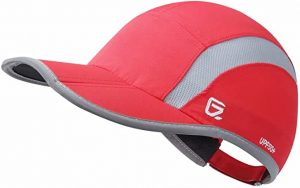 Reflective Folding Outdoor Hat