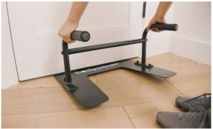 2 in 1 sit-up bar