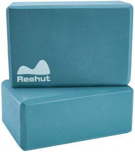 REEHUT Yoga Blocks 2 Pack