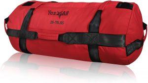 Yes4All Sandbags - Heavy Duty Sandbags for Fitness