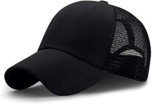 Baseball Cap Workout Hats for Men Women