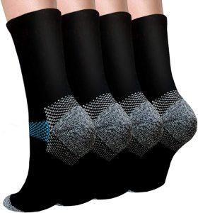 long compression socks