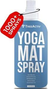 TreeActiv Yoga Mat Spray
