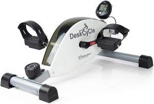 Under Desk Bike Pedal Exerciser
