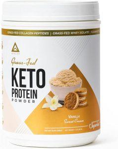 Grass-fed Keto Protein Powder: Collagen Peptides