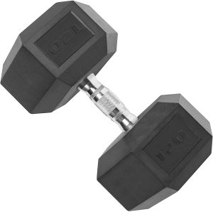 Cap Coated Dumbbell Weight