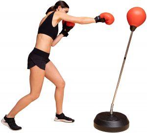 Protocol punching bag & boxing training sets