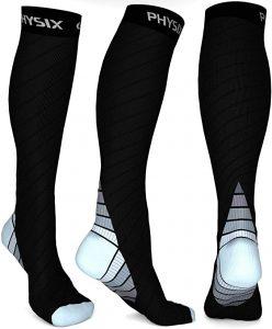 knee high exercise socks