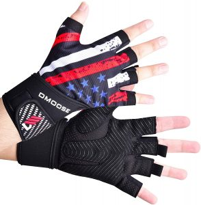 DMoose weight lifting Gloves for Men