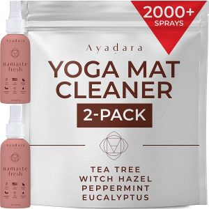yoga mat cleaners