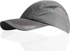 hat for running