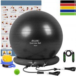 yoga balls set
