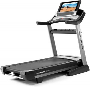 """NordicTrack Commercial Series 22"""" HD Touchscreen Display Treadmill"""