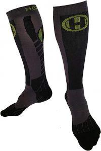 Hoplite Premium Compression Socks for Lifting