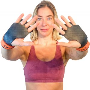 LIFTEC Cross Training Workout Gloves