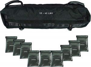 sandbag weights for training