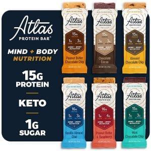 Atlas Meal Replacement Bars