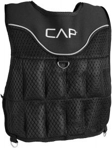 CAP BARBELL WEIGHTED VESTS