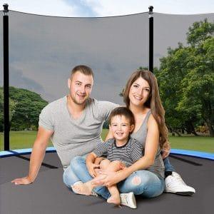 Giantex Trampoline Enclosure Net