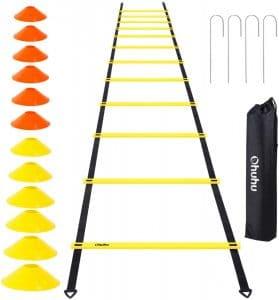 Ohuhu Speed Agility Ladder