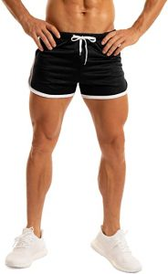 Ouber Men's Fitted Shorts