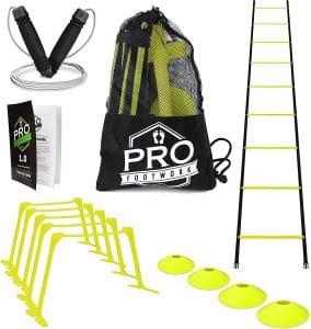 Pro Footwork Agility Ladder