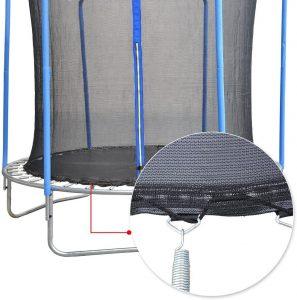 ULTRAPOWER SPORTS 8/11/12/14/15Ft Trampoline Enclosure Net