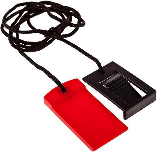 Weslo Treadmill Safety Key