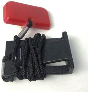 Triumph Treadmill Safety Key