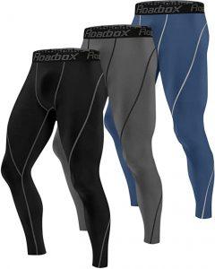 Roadbox 1, 2 or 3 Pack Men's Compression Pants