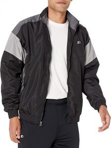Starter Men's Retro Track Jacket