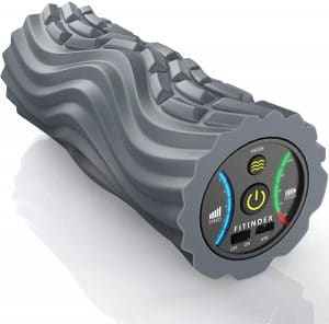 FITINDEX Vibrating Foam Roller 5-Speed