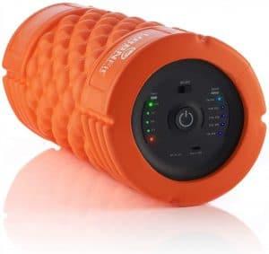 Vibrating Foam Roller 5-Speed Massage & Exercise Body Roller
